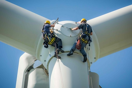 Rope-Access-Blade-Inspection